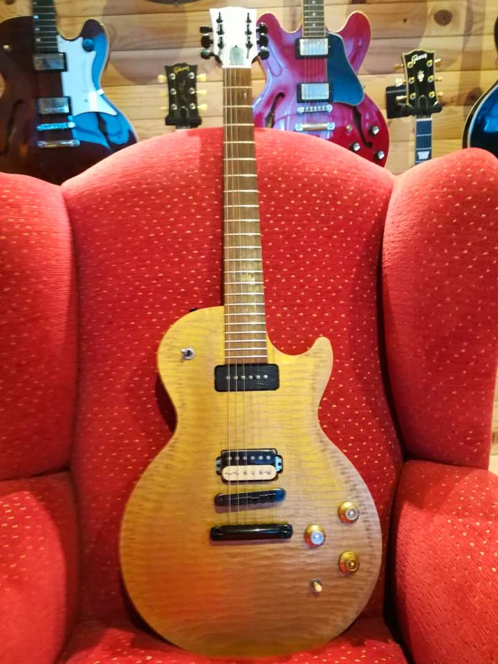 Gibson Les Paul BFG GoldTop