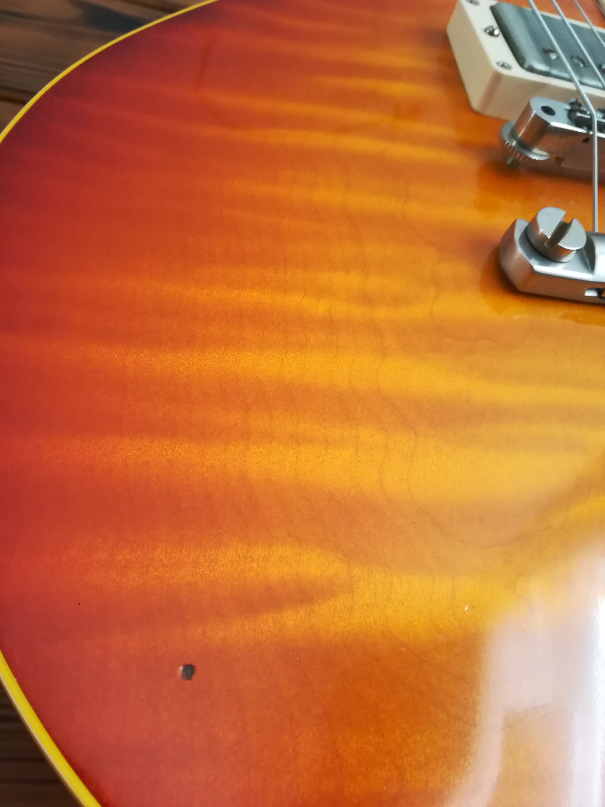 Gibson Les Paul collectors choice 1959 AKA Gabby