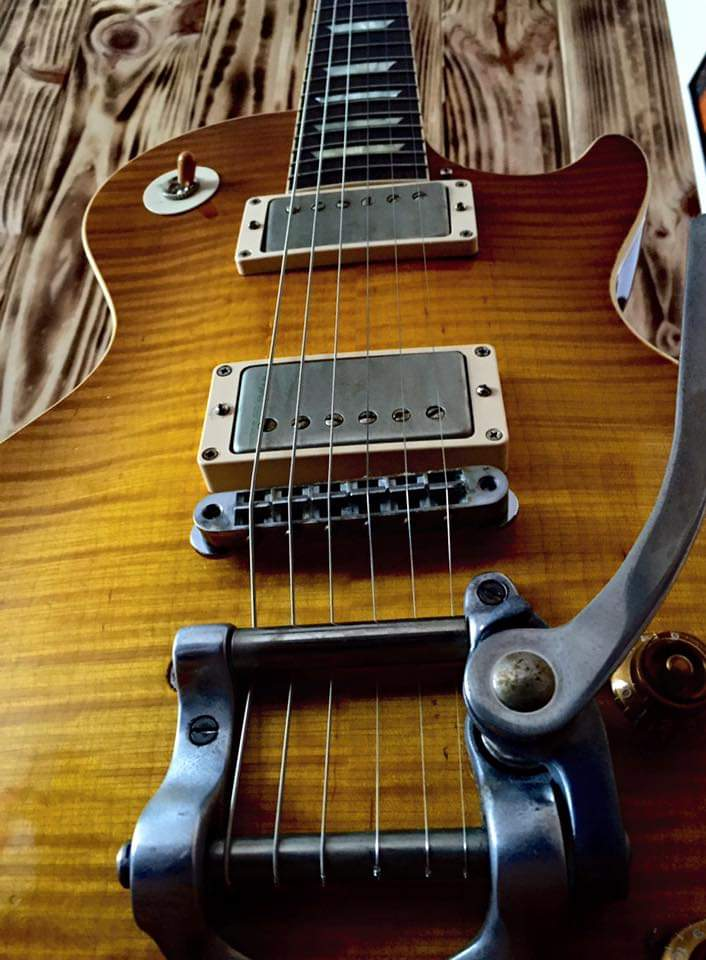 Gibson Les paul 1960 Collectors Choice Waddy Wachtel