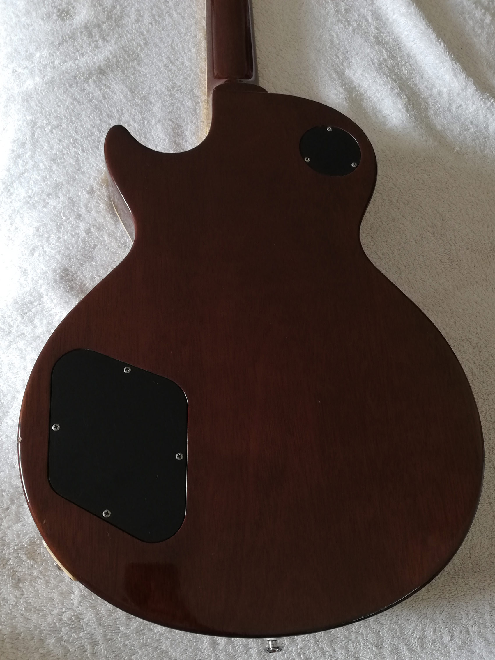 Gibson Les Paul Slash Custom Tobacco with Piezo